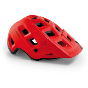 MET Terranova Casco, red